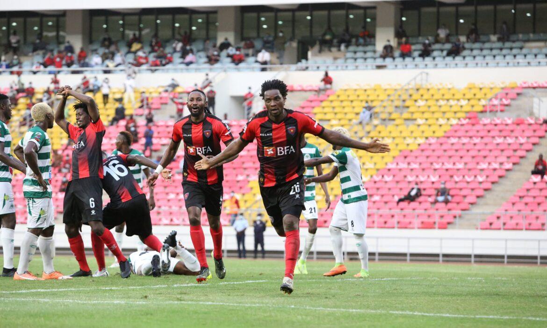 1.º de Agosto vence Sporting de Cabinda e ascende à décima posição