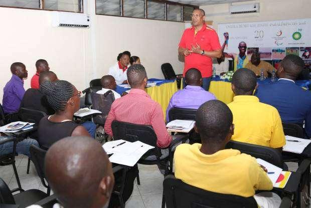 COA promove acção formativa sobre gestão desportiva na Huíla