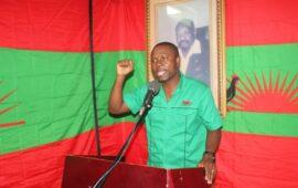 UNITA em Benguela defende diálogo como via de combate à intolerância política