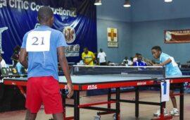 Campeonato Provincial de Ténis de Mesa arranca no dia 27 de Junho