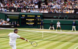 """Wimbledon vai ter público e ambiciona """"acolher o máximo de pessoas"""" possível"""