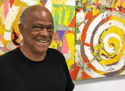 """Artista António Ole regressa a Lisboa com """"Matéria Vital"""" pela galeria Movart"""