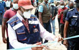 Governador do Namibe assegura que execução do PIIM vai melhorar qualidade de vida das populações