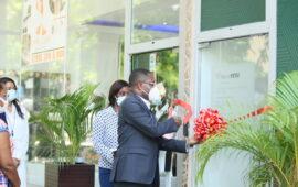 Banco Yetu inaugura primeiro centro de atendimento privado