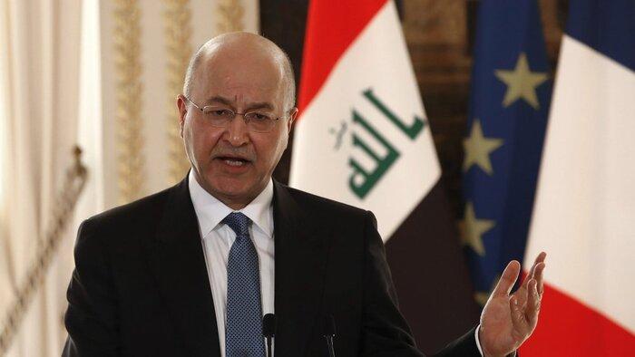 Presidente iraquiano garante eleições antecipadas para 10 de Outubro