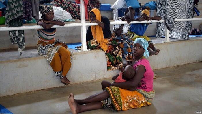 ONG diz que governo falhou no apoio a deslocados