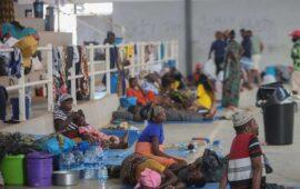 Capital de Cabo Delgado recebeu mais de 3 mil deslocados de Palma