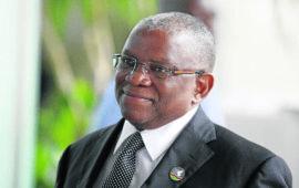 Georges Chikoti anuncia apoio ao compartilhamento de vacinas Covax