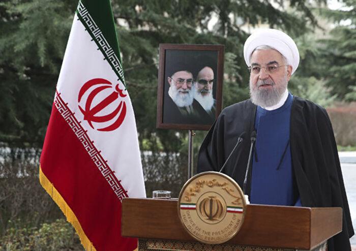 Irão regressará aos compromissos do acordo nuclear assim que EUA o fizer, diz Rouhani