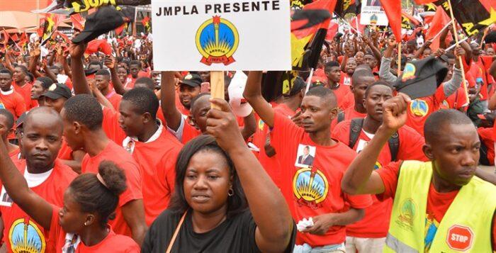 JMPLA no Huambo quer jovens engajados na luta contra a corrupção