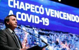 Juiz manda Senado investigar gestão do governo brasileiro na pandemia
