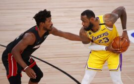 Sem LeBron e Anthony Davis, Lakers surpreendem Nets