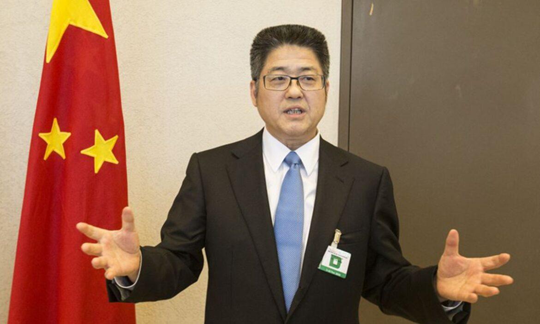 """Nunca deixaremos Taiwan obter a independência"", afirma vicechanceler chinês"