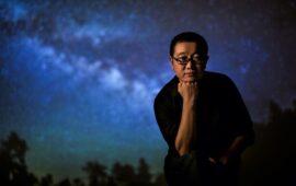 O universo é o limite para os romances do melhor propagandista da nova China