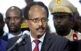 Somália pede ajuda à UA para superar crise política
