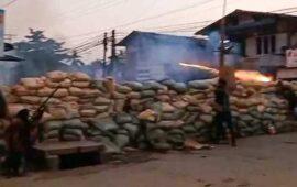 Myanmar: mais de 80 mortos num só dia em acção das forças de segurança