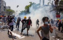 EUA pedem à ONU para aplicar mais sanções contra junta militar em Myanmar