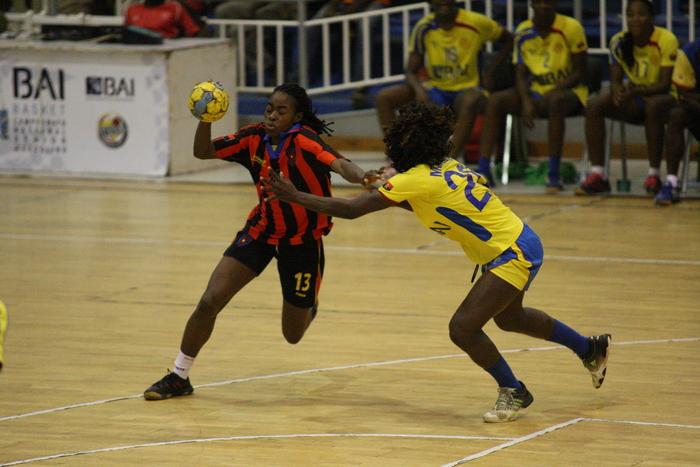 Petro de Luanda e 1º de Agosto dominam Nacional de andebol