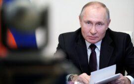 """Kremlin """"vai estudar"""" proposta de cimeira feita por Biden"""