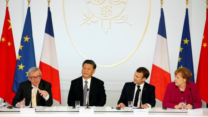 China e Ocidente em choque no combate às alterações climáticas