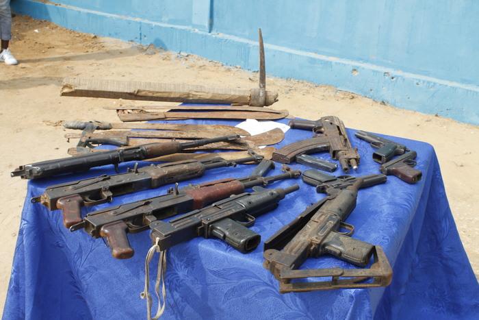 CNSC quer revisão da política de desarmamento da população