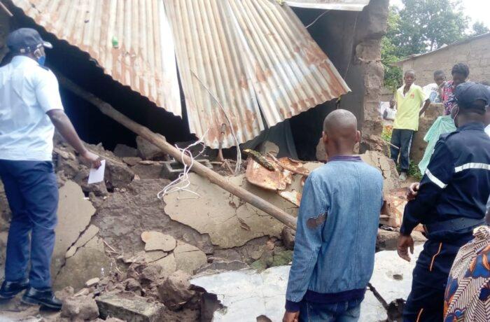 Chuva mata duas crianças em Malanje