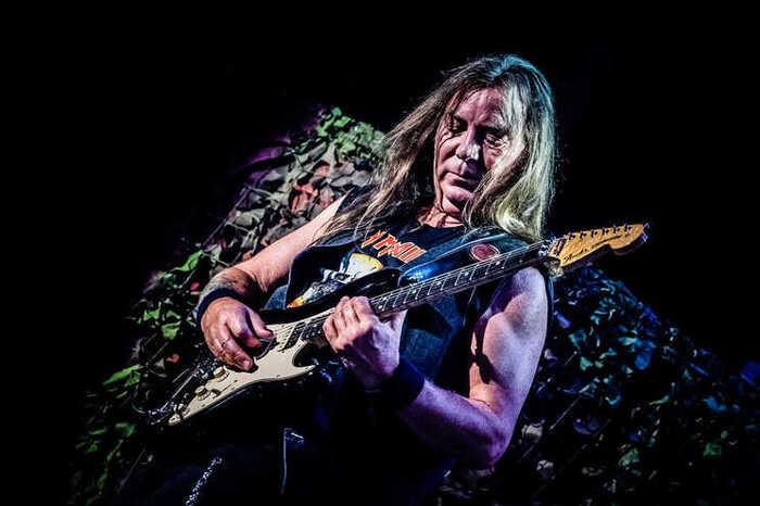 Concerto de Iron Maiden em Portugal volta a ser adiado para 2022