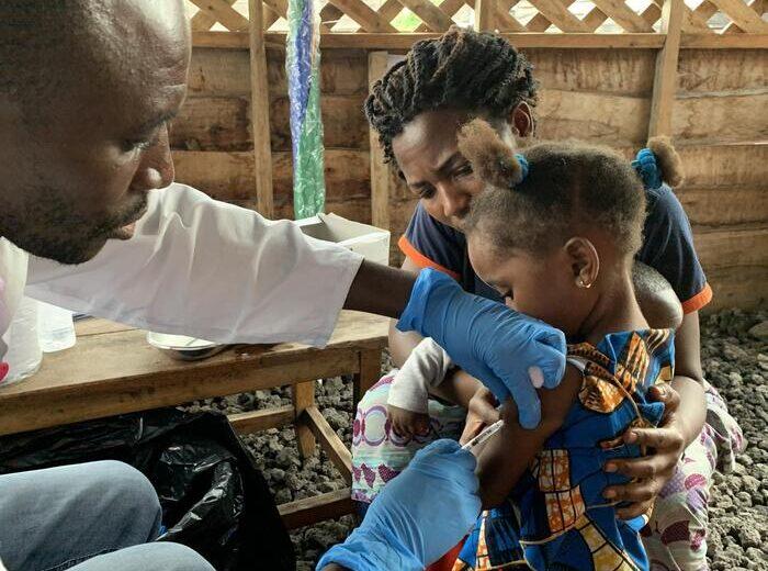 34 mil crianças começam a ser vacinadas hoje em Luanda