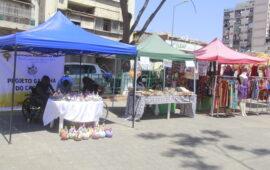 """""""Exposição de Produtos Culturais"""" no Dia dos Monumentos e Sítios estimula venda organizada"""