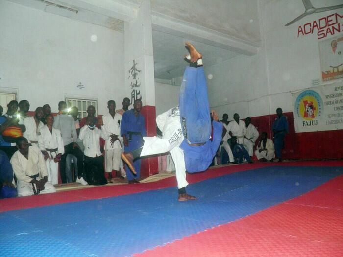 Huíla acolhe Campeonato Nacional de jiu-jitsu em Agosto