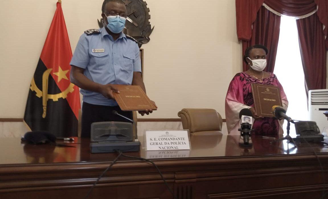 Polícia Nacional terá hospital no Icolo e Bengo