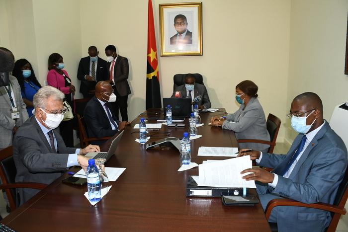 Angola defende implementação da cultura de paz para atrair investimentos em África