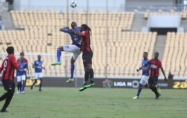 1.º de Agosto lidera provisoriamente o Campeonato Nacional de Futebol