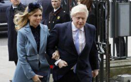 Boris Johnson casa-se 'em segredo', segundo imprensa