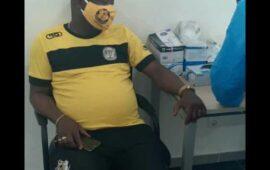 Duarte Esquerdinho enluta futebol angolano