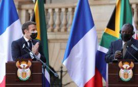 África do sul e frança reforçam cooperação ao nível regional e multilateral