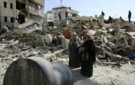 Cessar-fogo em Gaza se mantém enquanto mediadores egípcios consultam Hamas