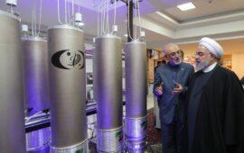 Irão anuncia flexibilização das sanções sobre o seu programa nuclear