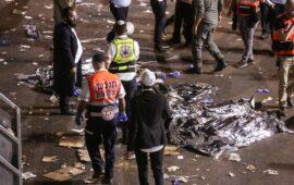 Celebração de feriado religioso em Israel termina em desastre com pelo menos 44 mortos