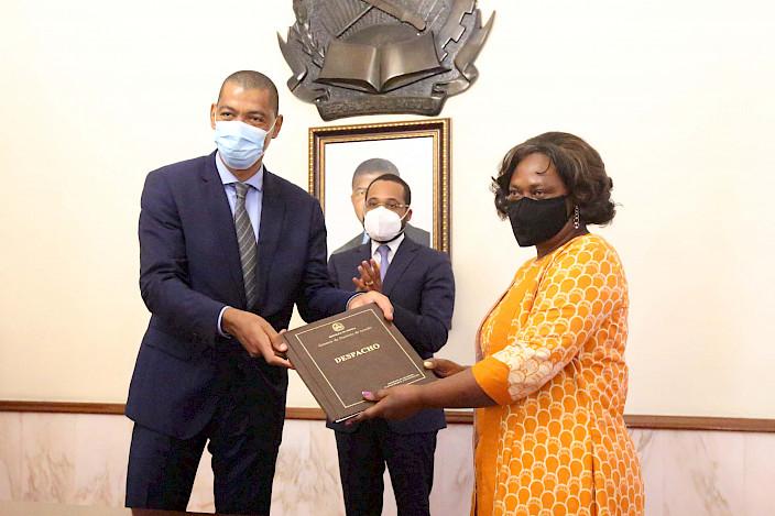 Transferência de competências territoriais põe fim aos conflitos de poderes em Luanda