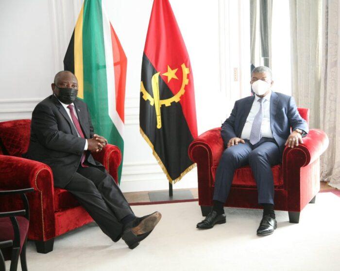 Angola e África do Sul definem nova estratégia de cooperação