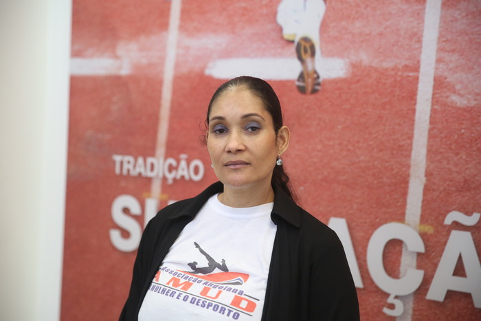 """Justina Praça:""""O meu foco agora é a AMUD"""""""