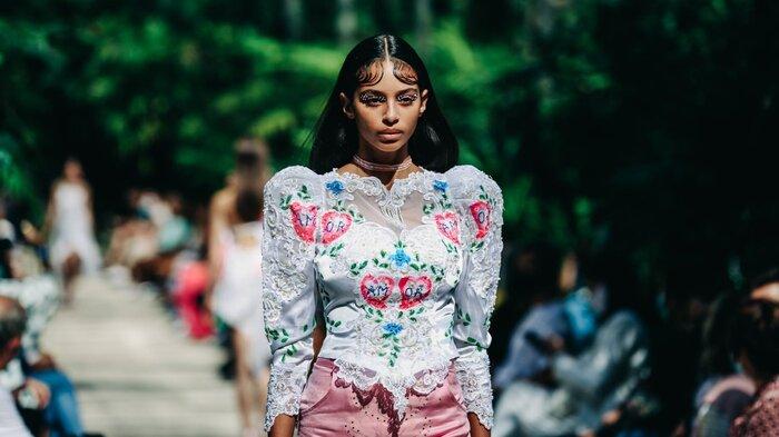 Marca portuguesa Béhen na Semana da Moda de Londres