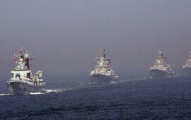 Pequim promete exercícios 'regulares' com porta-aviões após treinamento no mar do Sul da China