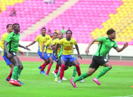 Petro de Luanda visita Baixa de Cassanje com olhos na vitória