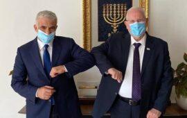 Presidente de Israel convoca Yair Lapid para formar um novo governo