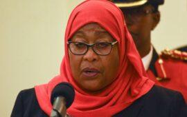 Novo presidente da Tanzânia planeia corte de imposto de renda e outras mudanças económicas