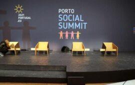 Cimeira Social começa hoje com 24 dos 27 líderes dos Estadosmembros