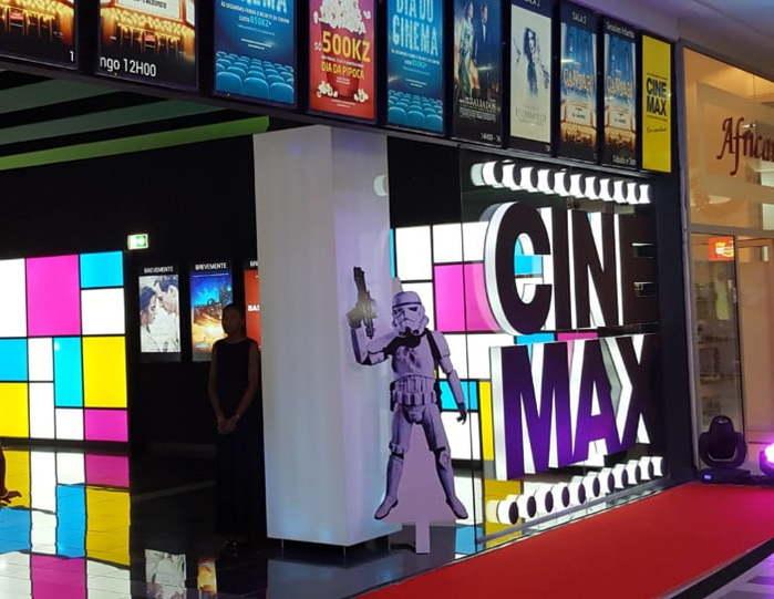 Cinemas em Luanda encerrados devido à pandemia