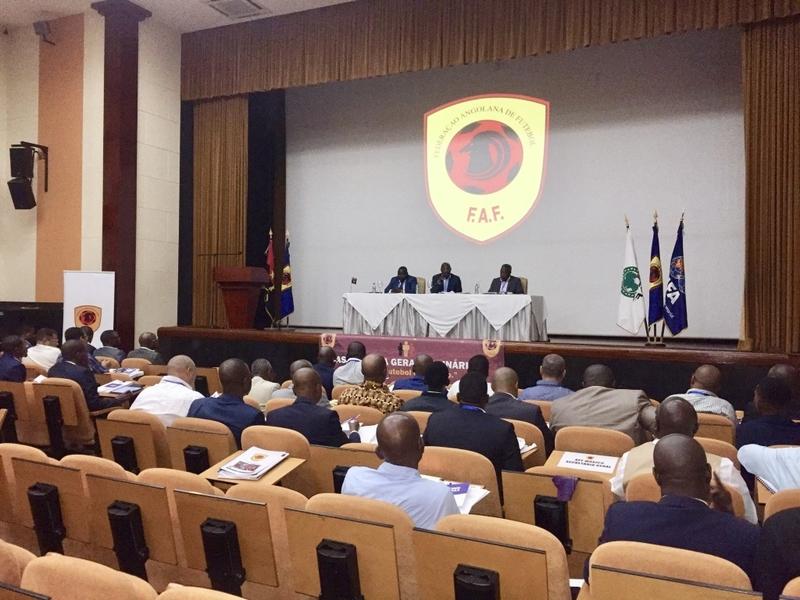 FAF realiza assembleia-geral extraordinária em Junho
